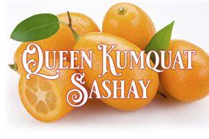 History in a Glass: Queen Kumquat Sashay