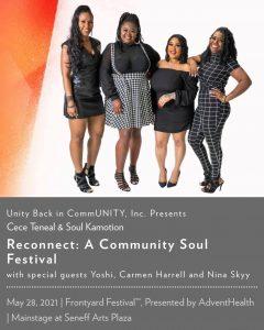 Reconnect: A Community Soul Festival