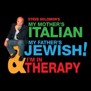 My Mother's Italian, My Father's Jewish & I'm ...