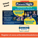 Scholastic Parents Night: Keeping Kids Engaged as Readers!