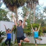 Easy Like Sunday Morning: Yoga in the Garden