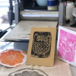 Printing Party with Rachel Livedalen