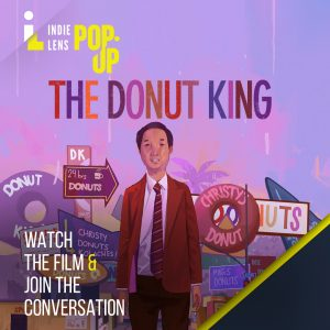 The Donut King free virtual screening