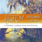 13th Annual Winter Park Paint Out & 60th Anniversary Celebration