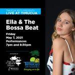 Live at Timucua: Ella & the Bossa Beat with Dan Jordan