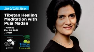 Tibetan Healing Meditation with Puja Madan