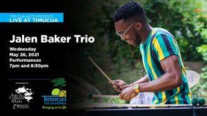 Live at Timucua: Jalen Baker Quartet