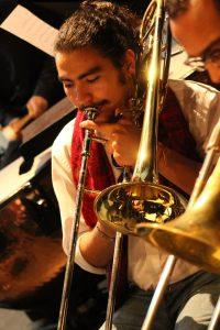 Open House: Victor Chárriez, trombone
