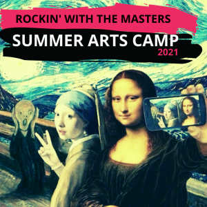 MDCA Summer Art Camp - Rockin' with the Masters
