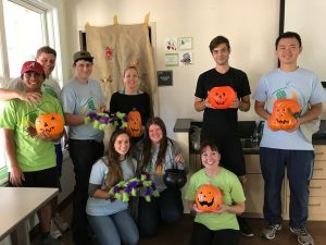 Science Saturday: Mostly Green Halloween