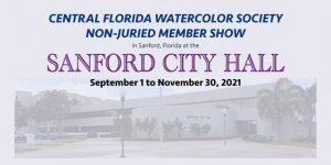 Central Florida Watercolor Society Show