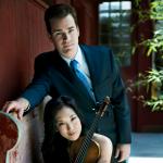 Ken Cowan, organ & Lisa Shihoten, violin