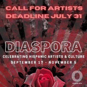 CALL FOR ARTISTS Deadline July 31, 2021-DIASPORA, ...