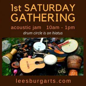 Saturday Gathering - Acoustic Jam