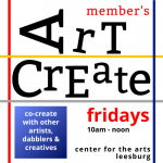 Art Create Friday @ the CFA
