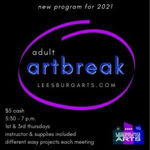 Adult Artbreak