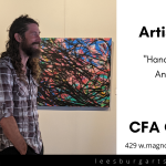 Artist Talk & Demo - Andrew James Raymond