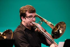 Open House: Ryan Polk, trombonist