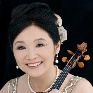 Faculty Recital: Ayako Yonetani, Violin