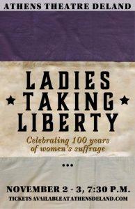 Ladies Taking Liberty