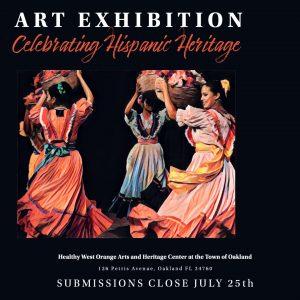 Calling all artists - Celebrating Hispanic Heritag...