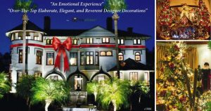 """Christmas Spectacular!"" Holiday Home Tour"