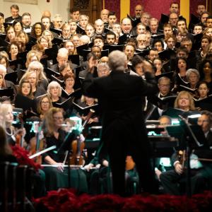 Mozart, Beethoven, Barber, & Lauridsen: Joy, H...