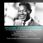 Charlie Russo presents: The Music of Nat King Cole featuring The Michael Kramer Trio