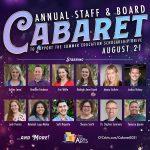 Annual Staff & Board Cabaret