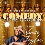 Comedy at the Kingdom