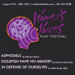 Women's Voices Play Festival
