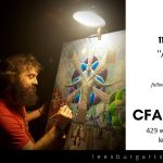 """Artist Talk: """"Augmented Reality & Fractal Animations"""" with Drake Arnold"""