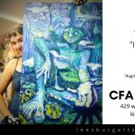"""Artist Talk: """"Illustration and Entering the Flow State"""" with Rae Grand"""