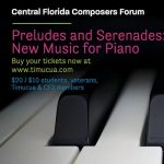 Preludes and Serenades— New Music for Piano