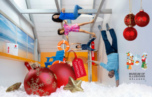 Celebrate the Holidays at Museum of Illusions