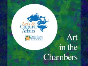 OPENING EVENT: Art in the Chambers 'Reg Garner Pho...