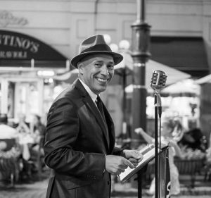 Michael Dutra and the Strictly Sinatra Band