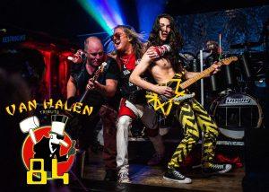 84-Van Halen: The Ultimate Van Halen Experience Tr...