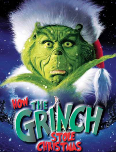 The Grinch That Stole Christmas Toy Drive