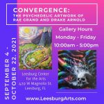 Convergence: Psychedelic Artwork of Rae Grand & Drake Arnold - Gallery Reception