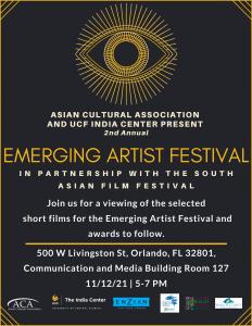 2nd Annual Emerging Artist Festival