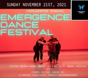 Emergence Dance- Celebration of Dance Showcase