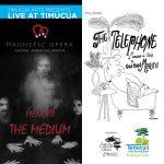 Live at Timucua: The Medium & The Telephone
