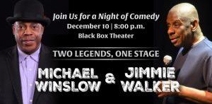 Michael Winslow & Jimmie Walker