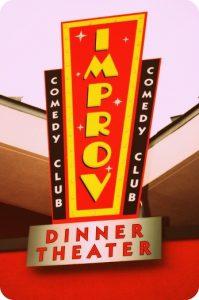 The Orlando Improv Comedy Club Theater and Restaurant