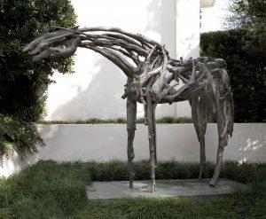 """Deborah Butterfield: Horses"""
