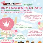 The Princess and The Tea Party