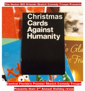 """""""Christmas Cards Against Humanity"""""""