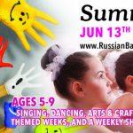 Russian Ballet Orlando Summer Camp