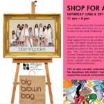 Shop for a Cause & Art Stroll